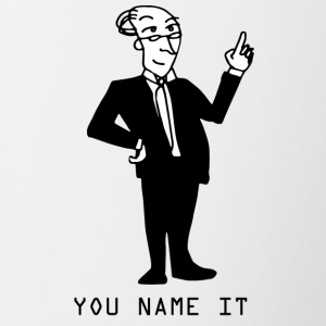 YOU NAME IT - Contrasting Mug