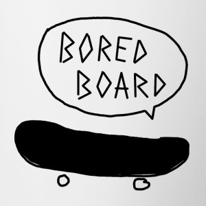 Bored Board Skateboard - Tofarget kopp