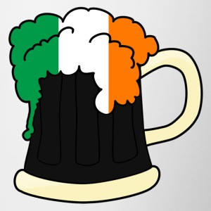 IRLAND. Shamrock Irish Shamrocks - Tofarget kopp