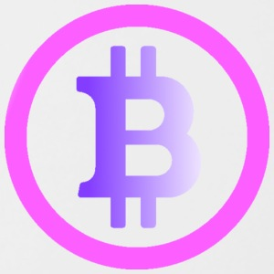 Bitcoin Icon Girl - Contrasting Mug