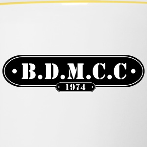 BDMCC Bar Badge - Contrasting Mug
