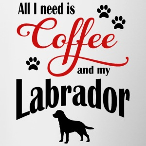 Labrador Coffee - Mok tweekleurig