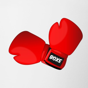 Boxing Gloves - Contrasting Mug