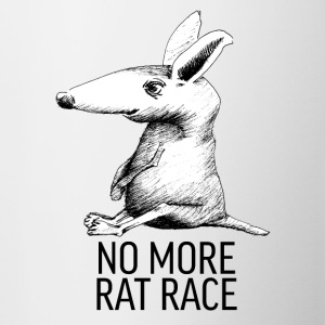 rat Race - Mok tweekleurig