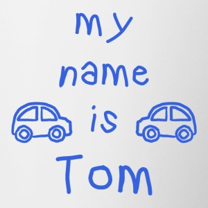 MY NAME IS TOM - Tofarget kopp