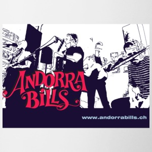 Andorre Bills - Fan - Tasse bicolore