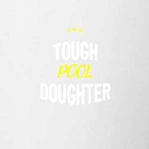 Distressed - TOUGHPOOL DAUGHTER - Contrasting Mug