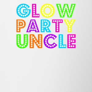 Glow Party Uncle - Contrasting Mug