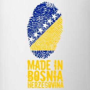Made in Bosnia-Erzegovina Bosnia-Erzegovina - Tazze bicolor