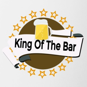 King of the Bar - Tvåfärgad mugg