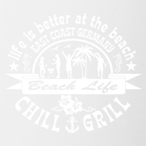 Chill Grill East Coast - Tofarget kopp