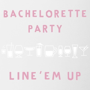 Bachelorette Party - Contrasting Mug