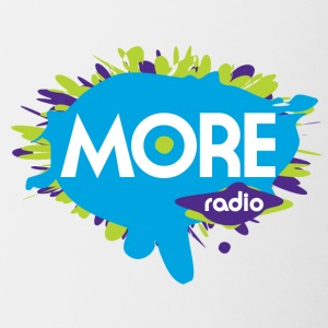 More Radio 2017 - Mok tweekleurig