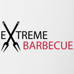 Extreme Barbecue - Contrasting Mug