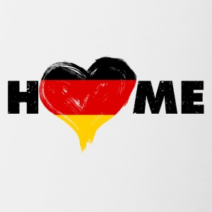 Germany - Contrasting Mug