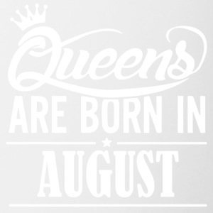 Queen Birthday August - Contrasting Mug