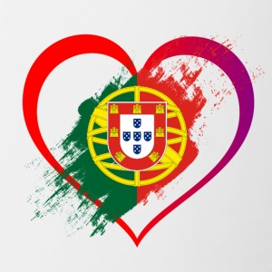 I LOVE PORTUGAL COLLECTION - Tofarget kopp