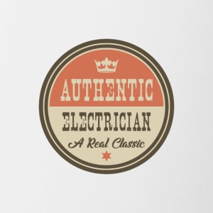 AUTHENTIC ELECTRICIAN - ELECTRICIAN - Contrasting Mug