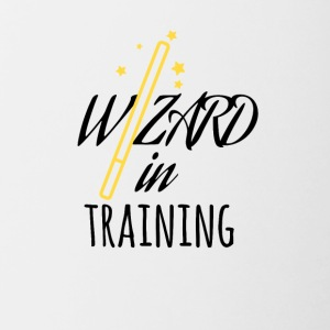 Wizard in training - Contrasting Mug
