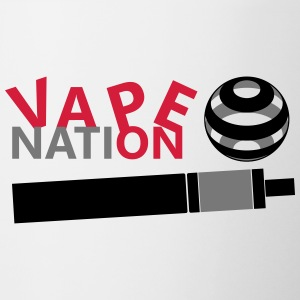 Vape On - vape Nation - Tofarget kopp