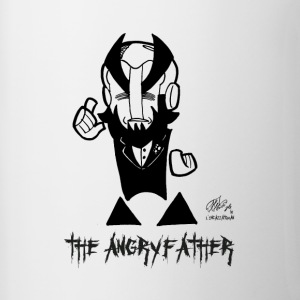 THE ANGRYFATHER - Tazze bicolor