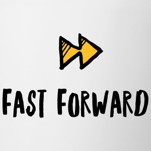 fast Forward - Tasse bicolore