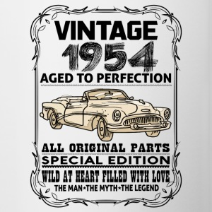 VINTAGE 1954-AGED TO PERFECTION