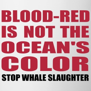 blood-red is not the ocean's color