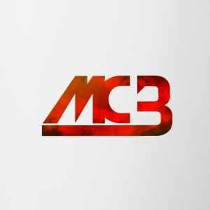 MCB single cap - Kaksivärinen muki