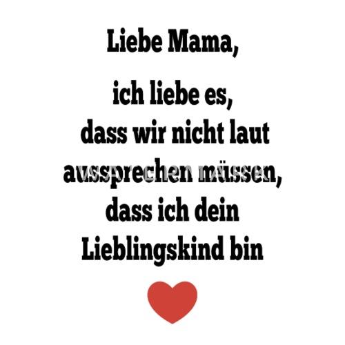 Geschenk Fur Mutter Zum Geburtstag Oder Muttertag Tasse Spreadshirt
