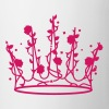 Sleeping Beauty crown of roses and thorns - Mug