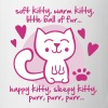 soft kitty, warm kitty, little ball of fur... - Mok