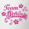hens night Team Bride to be bachelorette party  - Mug