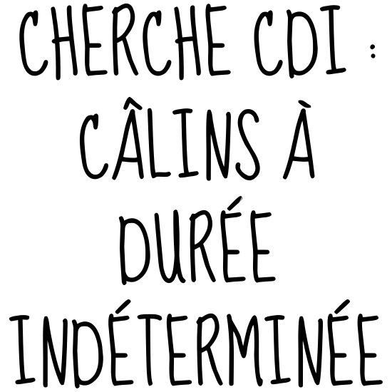 Câlin Amour Citation Humour Comique Bébé Mug Blanc Blanc