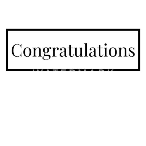 Gratulation Herzliche Glückwünsche In Englisch Tasse Spreadshirt