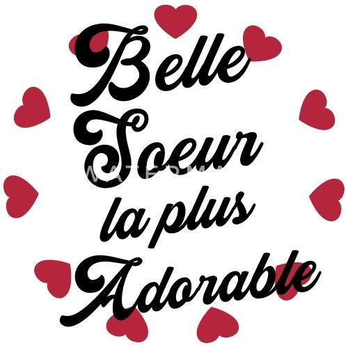 Belle Beau Frere Belle Sœur Beau Frere Belle Soeur Mug