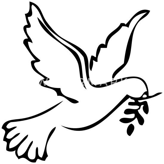Taube Symbol Taufe