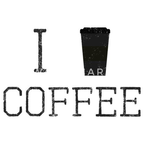 Ich Liebe Coffee Kaffeespruch Geschenk Buro Lustig Tasse Spreadshirt