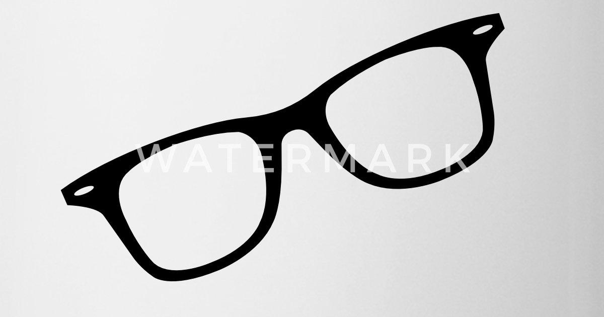 hipster brille nerdbrille von eok73 spreadshirt. Black Bedroom Furniture Sets. Home Design Ideas