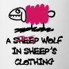 A wolf in sheep's clothing - Tasse