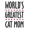 World's Greatest Cat Mom - Mug