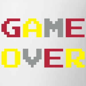 Game Over / Geek / Gaming / Gamer / Gamer / Player