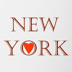 New York 5 - Tasse