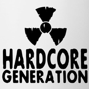 harcore generation radioactive