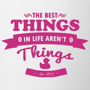 The best things in life aren´t things
