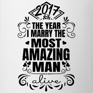 Wedding / Engagement 2017 Best Man - Mugg