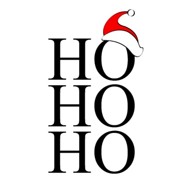 Babbo Natale Ho Ho Ho.Babbo Natale Cartoon Natale Sulla Spiaggia Tazza Bianco