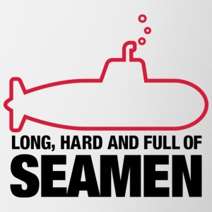 Long, hard and full of seamen