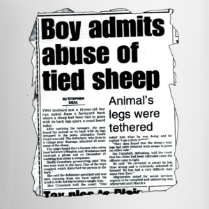 ABUSE OF SHEEP