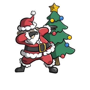 crazy santa googly eyes trinkflasche spreadshirt. Black Bedroom Furniture Sets. Home Design Ideas